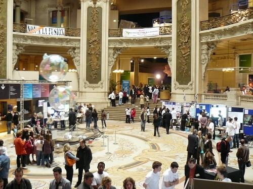 Finale du Concours C.Génial 2009 au Palais de la découverte